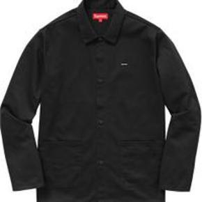 Supreme overshirt, model Shop Jacket ss19.   Brugt to gange.
