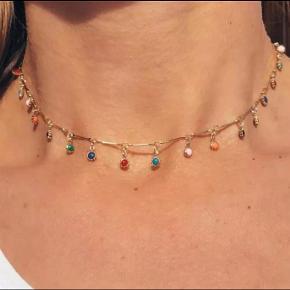 Sælger denne helt nye halskæde 🥰
