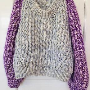 Made by hand sweater