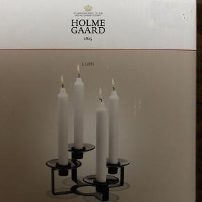 Holmegaard Lumi stage  Aldrig brugt   Sender ikke :)