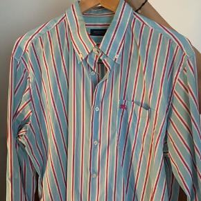 Lækker stribet skjorte fra Burberry