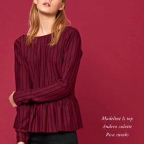Madeline top fra Gestuz Sælger også de tilhørende bukser separat