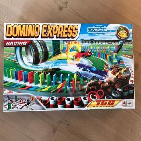 Domino - byg din egen bane  Brugt men i fin stand  Giv et bud