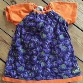 SoloT kjole str 80 -fast pris -køb 4 annoncer og den billigste er gratis - kan afhentes på Mimersgade 111 - sender gerne hvis du betaler Porto - mødes ikke andre steder - bytter ikke