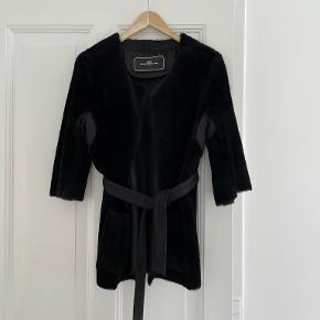 By Malene Birger Fur/Leather coat
