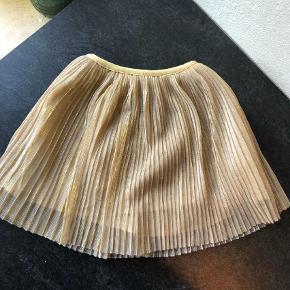 Varetype: Nederdel Farve: Guld  Brugt 1 gang