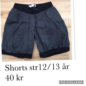 Shorts str 12/13 årPris 40 kr
