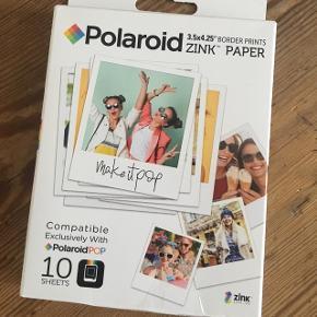 Polaroid Zink paper. 3.5x4.25