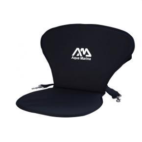 Sædet der gør din SUP komfortabel og afslappende. Nemt at tage af og på.  Virker godt til:  Aqua Marina Breeze  Aqua Marina Vapor Aqua Marina Fusion  Aqua Marina Thrive     Sæddet kræver to øjer for og bag for montering (se billede). Nypris 400kr