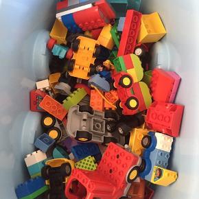 LEGO Duplo køretøj