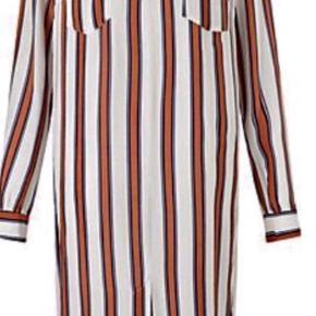 Har måske brugt den 5 gange Super lækker lang skjorte kjole
