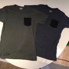 3 stk t-shirts's i super fin stand