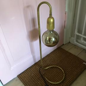 65 cm høj   Lampe, bordlamperne, industriel