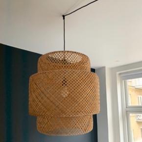 Sinnerlig Ikea lampe.  Bemærk kun skærm sælges.