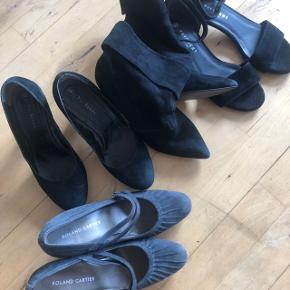 Forskellige sko - forskellig pris. Se dem nærmere på min profil.