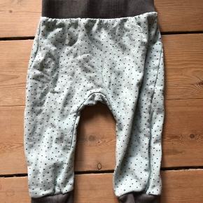 Søde prikkede bukser i mintgrønne   Sender ikke ☺️