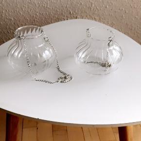 2 søde hænge lanterne Aldrig brugt