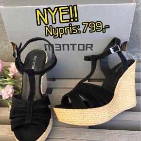 Mentor sandaler