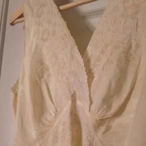 Vintage silke natkjole