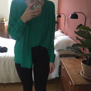 Smuk oversize skjorte
