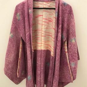 Japansk silke kimono