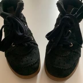 Isabel Marant støvler brugt få gange i sort