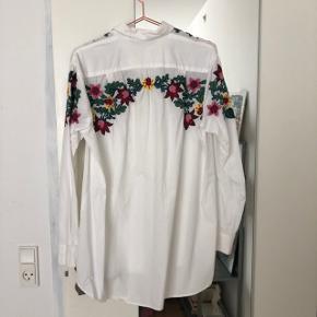 Fin oversize skjorte fra Zara - BYD