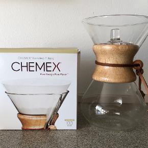 Chemex køkkenudstyr