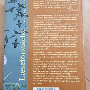 Bog til læreruddannelsen Merete Brudholm Læseforståelse - hvorfor og hvordan? Danskfaget Studiebog Lærer  Tjek gerne mine mange andre annoncer  Sælges billigt
