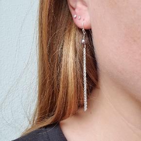 Nytårs øreringe fra smykke webshoppen www.decopop.dk.  Kan også købes via webshoppen med gratis fragt.