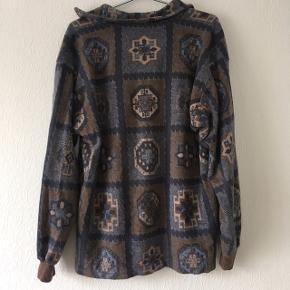 Vintage sweater, pullover fra Manchino str. L