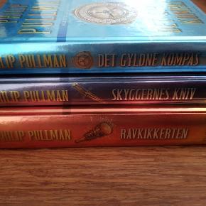 Sælger denne skønne bogserie. Bøgerne er læst et par gange og er i pæn stand. Sælges kun i samlet serie. Prisen er fast.  Ved forsendelse betaler køberen for portoen  :)
