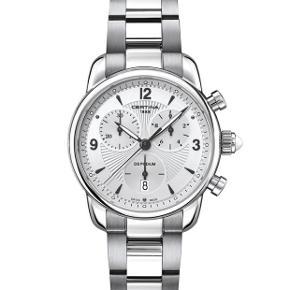 Sælger dette smukke Certina ur. Brugt få gange, men med brugsridser hist og her på remmen. Nypris 4100 DKK.  Ekstra vedhæng medfølger, så remmen kan forlænges.