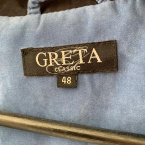 Vintage jakke købt i københavn