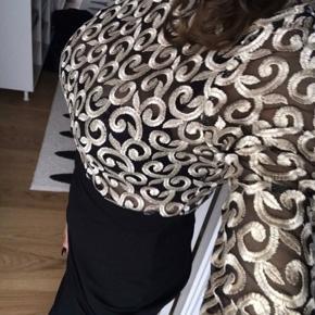 Super fin cocktail kjole. Helt ny