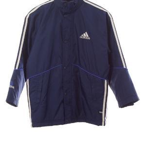 Adidas jakke Str M - passer XS Stand: som ny 199 kr.