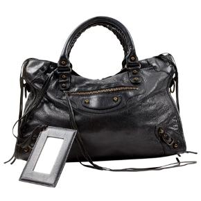 Balenciaga city🔥 Virkelig god stand - dustbag og tags fra Vestiaire Collective🌸