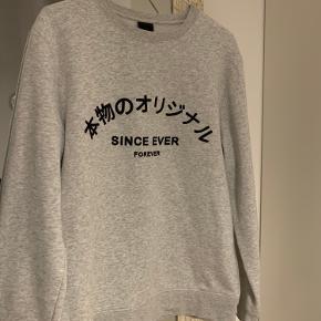 Næsten helt ny sweater fra H&M Str M