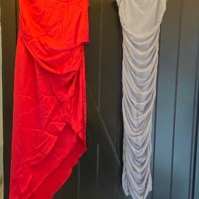 Den flotteste røde cocktailkjole, str.s, aldrig brugt, med mærke.
