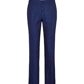 Blå habit buks