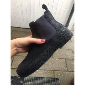 Playboy støvler med kort skaft. Aldrig brugt. Fejlkøb. Nypris 1600kr Rigtig god efterårs/vinterstøvler af  høj kvalitet!