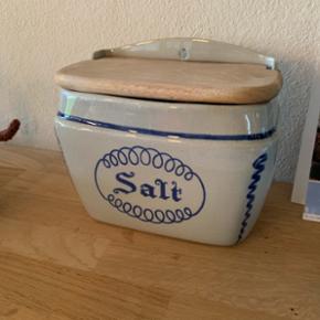 Retro saltkar fra Søholm Køber betaler fragt  BYD gerne