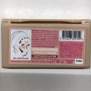 Insta. Conceal & contour No: 010 light/clair. Uåbnet