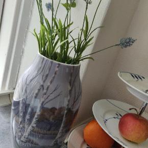Meget flot Bing og Grøndahl vase