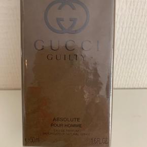 Gucci Guilty Absolute Pour Homme 50 ml Edp Uåbnet
