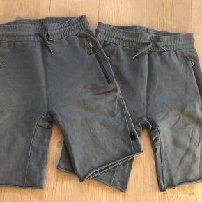 2 x sweatshorts fra Molo brugt 1 gang.