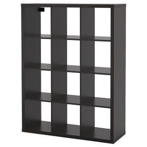 Nypris 549.kr pr. stk - kvitting har jeg.  Har kun haft dem i 7 måneder som midlertidig opbevaring.   Sælger to af disse KALLAX reoler fra IKEA - kun samlet.  Køberen henter selv i Aabyhøj.