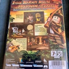 Lego indiana jones pc spil  - fast pris -køb 4 annoncer og den billigste er gratis - kan afhentes på Mimersgade 111 - sender gerne hvis du betaler Porto - mødes ikke andre steder - bytter ikke