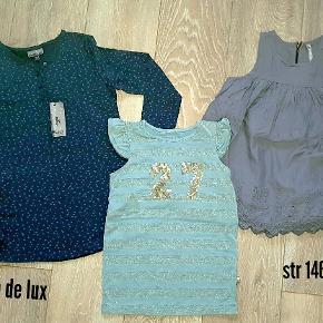 Tøj pakke til pige fra pomp de lux str 146/152 Nyt og brugt men flot stand. Samlet pris