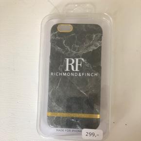 IPhone 6/6s cover i grå og guld Aldrig brugt, prismærke er stadig på. Byd endelig, nypris er 300 kr